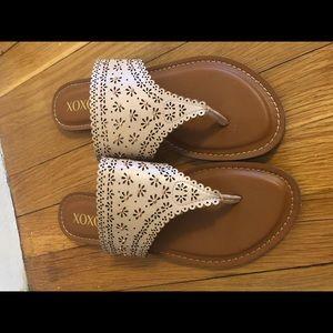 NEVER WORN dress sandals!